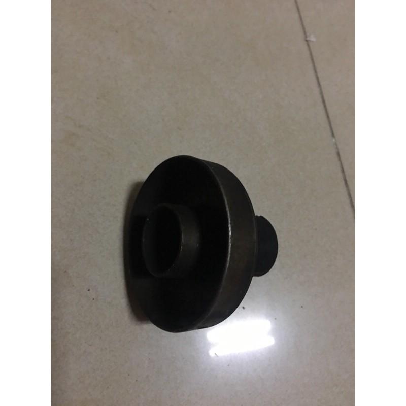 排氣管白鐵消音塞直徑約6公分(二手)