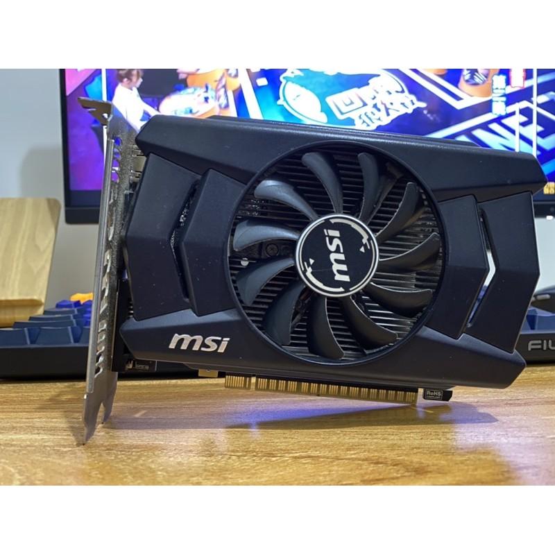 MSI GeForce GTX 750 Ti 2G 免插電 單風扇 顯示卡