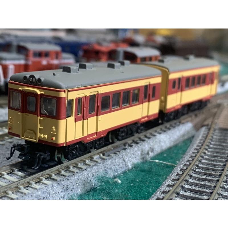 Bandai  B train  kiha20系柴油車兩輛組