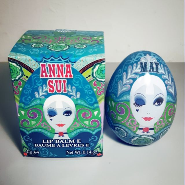 Anna Sui 限量Dolly Girl綻色護唇膏