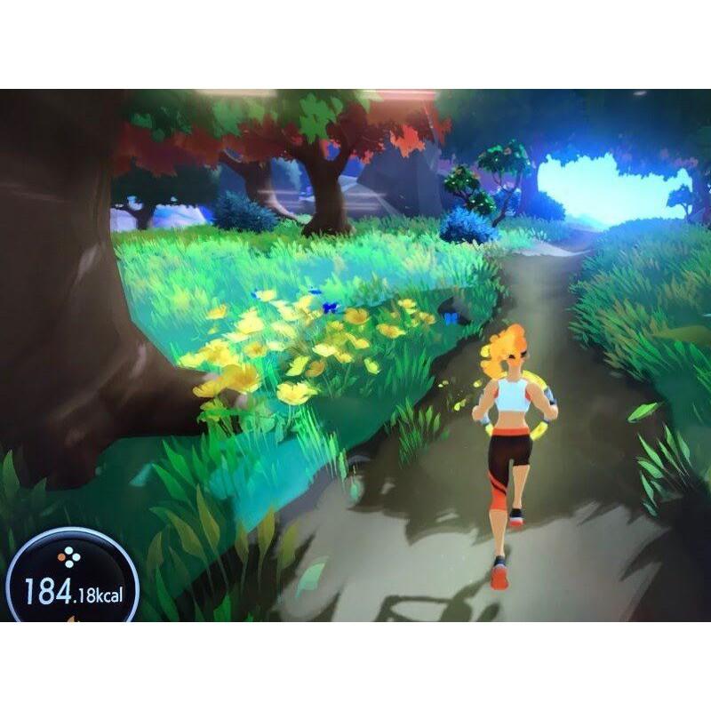 二手健身環大冒險遊戲片(全新)