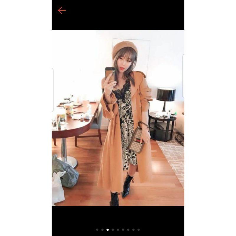 韓國ohanna妍紓大衣