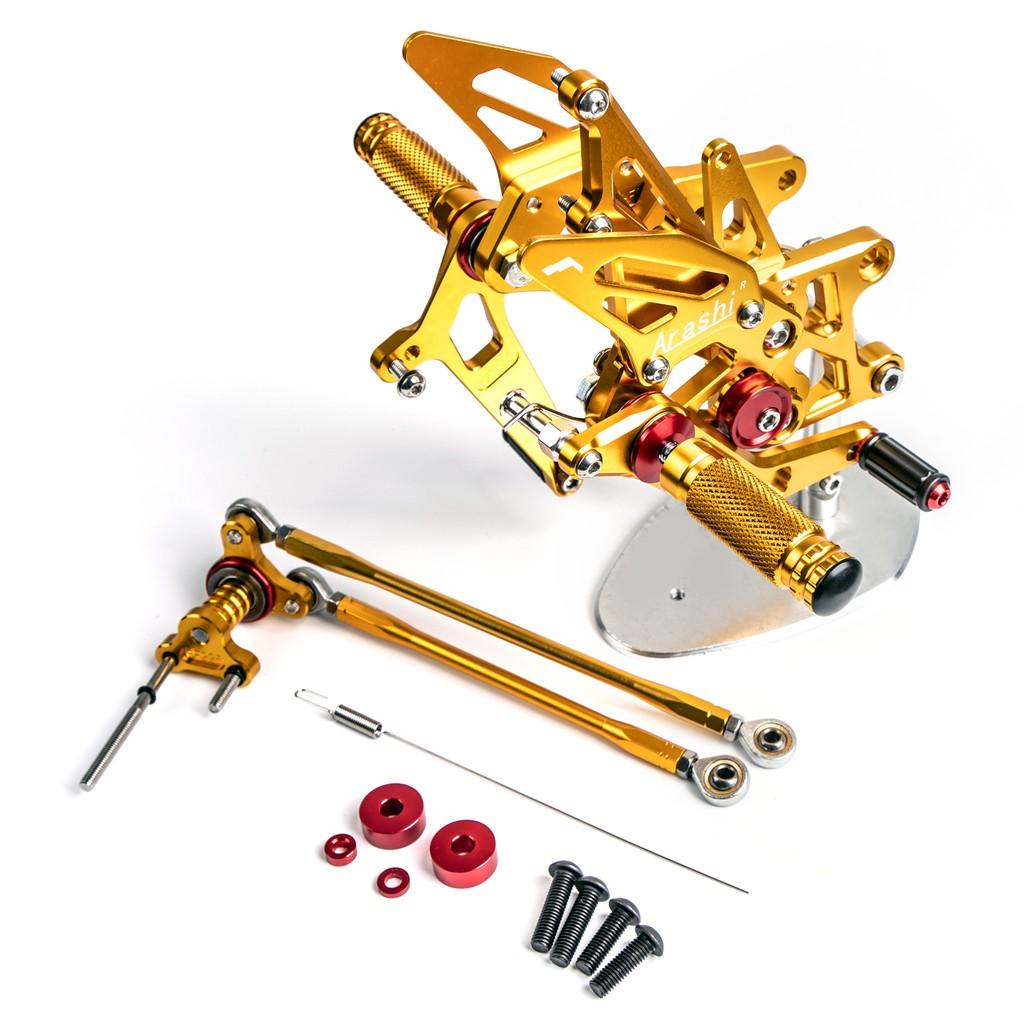 Honda腳踏後移組(新款)適用 CBR600RR CBR 600 RR ABS 2009-2015 《極限超快感》
