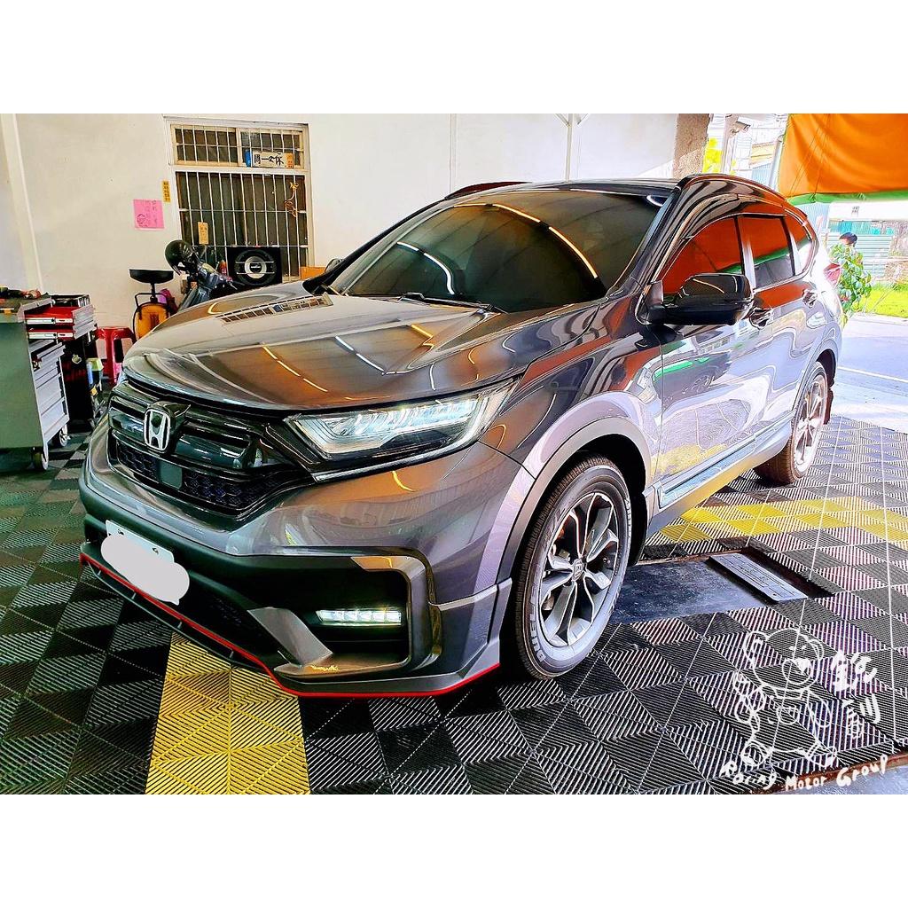 銳訓汽車配件精品 Honda Crv5.5代 RF空力套件 運動版 大包 下巴 小包 惡魔 尾翼 卡夢 ABS 台灣製造