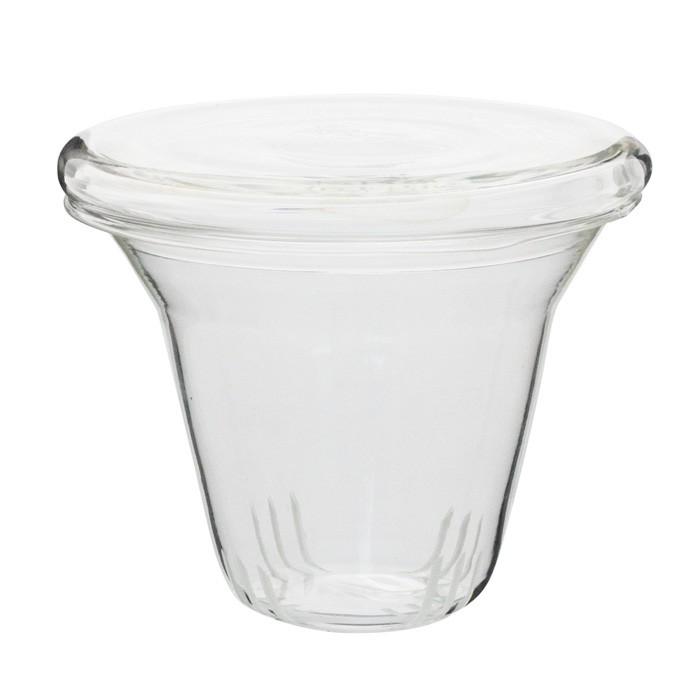 iLoveGlass 玻璃濾茶器 (含玻璃上蓋)