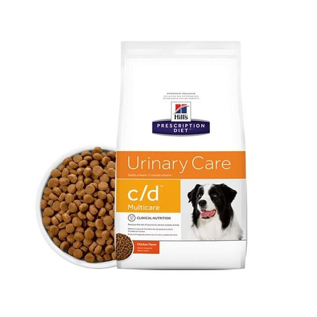 希爾思狗糧c/d成犬泌尿道處方飼料1.5公斤/Hill's希爾斯狗cd狗飼料