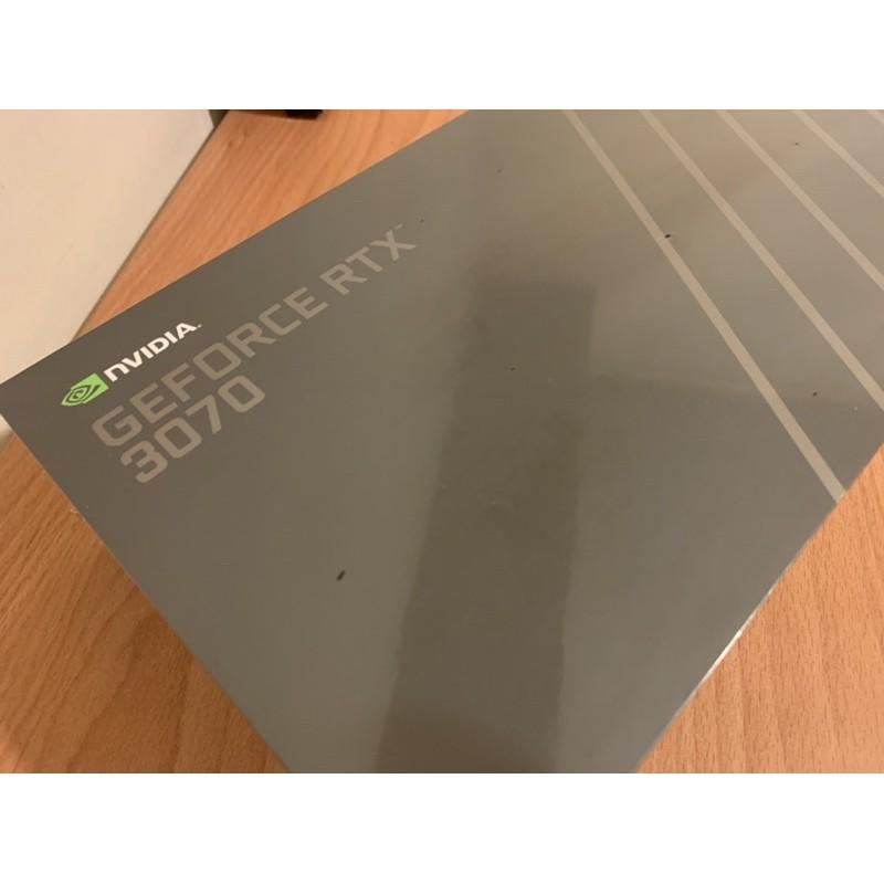 現貨!NVIDIA RTX 3070 FE Founders Edition 公版顯示卡