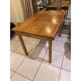 二手-IKEA實木餐桌,狀態保持良好 臺中市