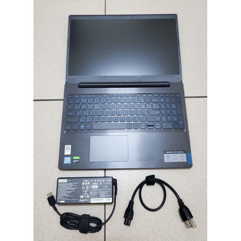 【二手筆電】Lenovo IdeaPad L340-15IRH Gaming i5-9300H/GTX-1650 4GB