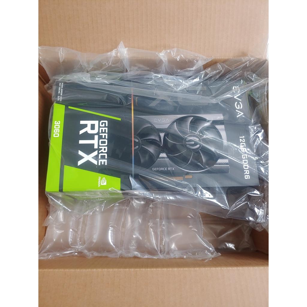 EVGA GeForce® RTX 3060 12G-P5-3657-KR