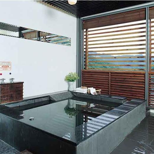 淞呂溫泉會館雙人觀景房住宿含早餐下午茶[烏來][饗樂趣]