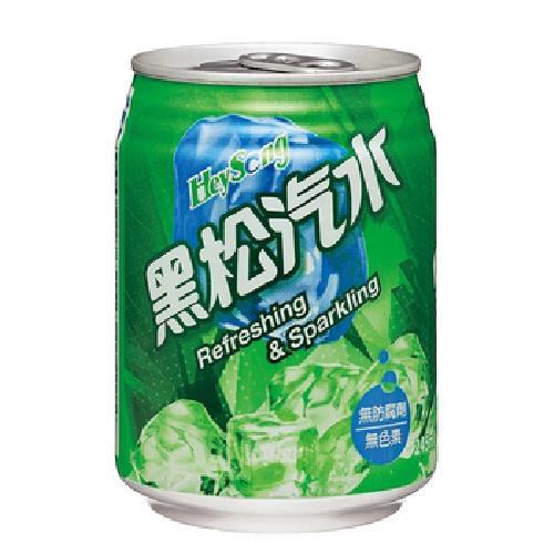 黑松 汽水(245mlX24罐/箱)[大買家]