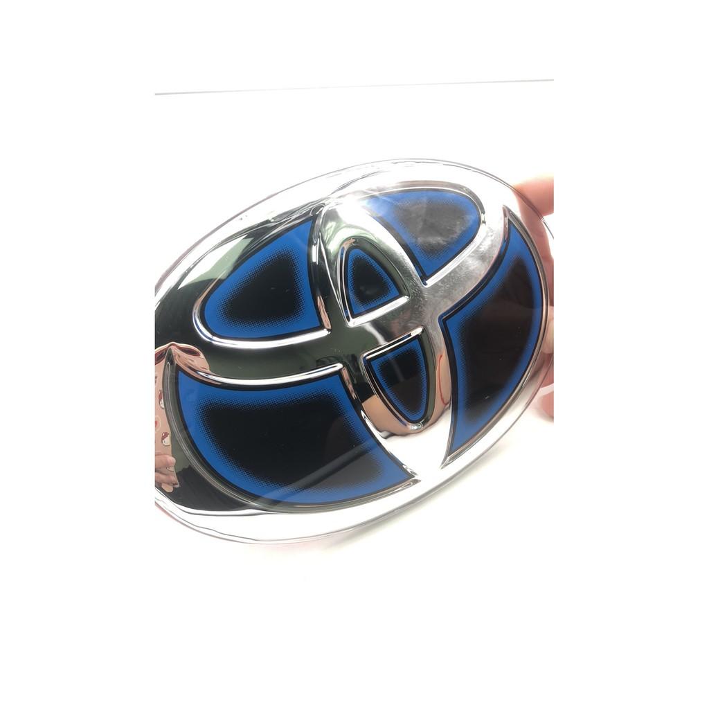 水晶鏡面車標#改裝#HYBRID 油電車系通用車標 TOYOTA WISH Camry Rav4 ALTIS C-HR