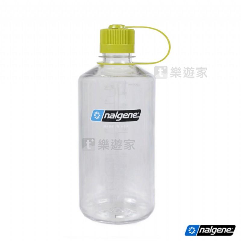 [款式:NG20782033-CLA] NALGENE 1000CC TRITAN 窄嘴水壺 (透明)
