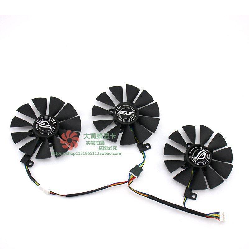 【全網最低價】Asus/華碩GTX1080Ti 1080 1070Ti 1070 1060 ROG 猛禽顯卡風扇