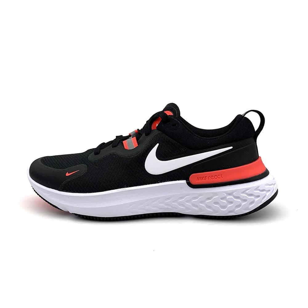NIKE REACT MILER 男慢跑鞋 CW1777001 黑橘