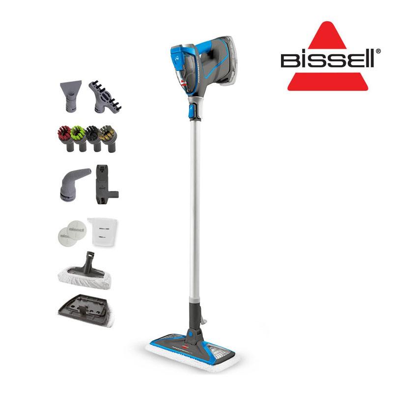美國 Bissell 必勝 Slim Steam 多功能手持地面蒸氣清潔機 2233T