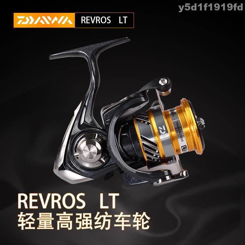 CAndy的店 達瓦lt紡車輪防海水REVROS日本原裝DAIWA路亞輪1000型微物紡車輪