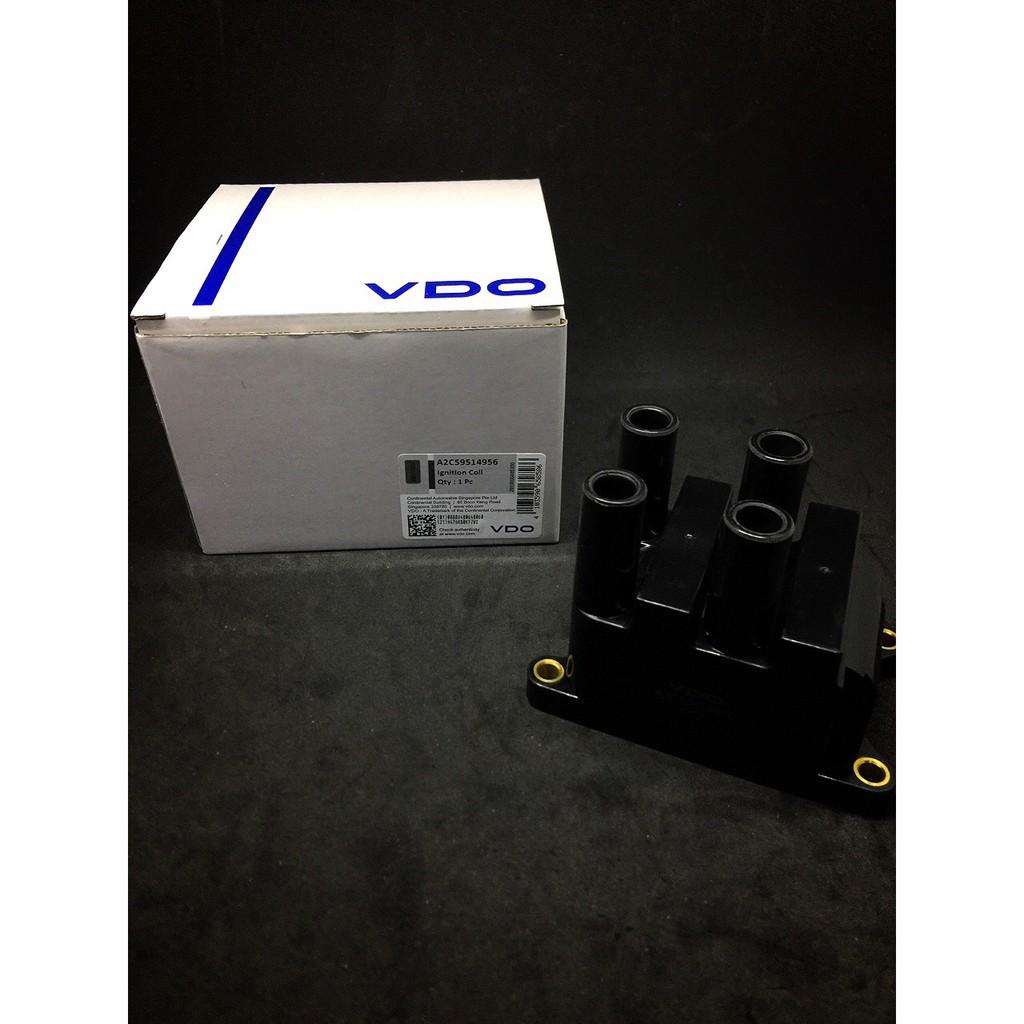 HS汽材 福特 ESCAPE METROSTAR MONDEO 2.0 99- 德國VDO 點火線圈 高壓線圈 考耳