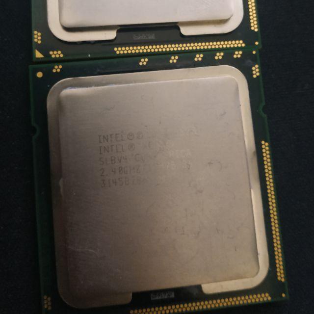 [便宜]Intel xeon E5620 CPU 良品