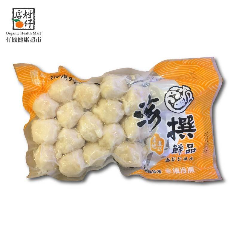 澎湖特級花枝丸(400g±10%/包)