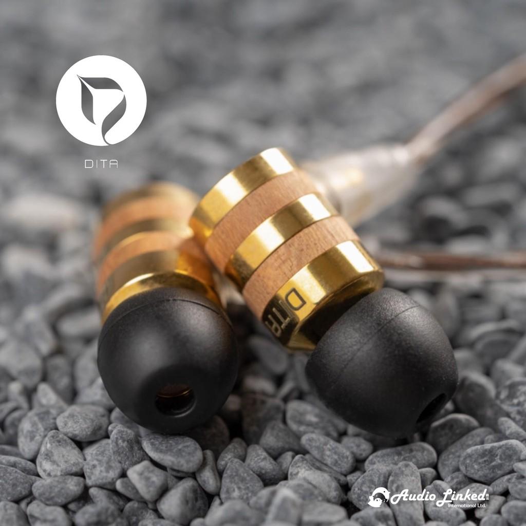 鷗霖 • DITA   Project 71 櫻花木  限量288支  耳道式耳機    公司貨   一年保固