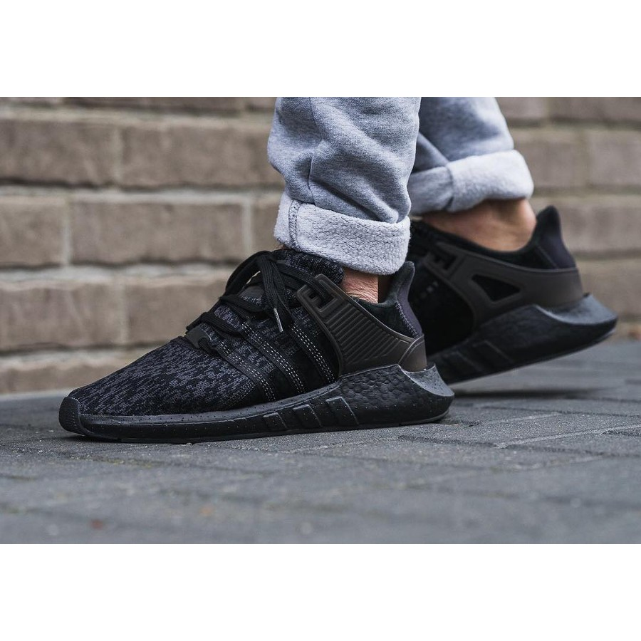 sports shoes 4764c 5c673 ADIDAS EQT SUPPORT 9317 BLACK FRIDAY PACK 黑全黑黑色星期五BY9512  蝦皮購物
