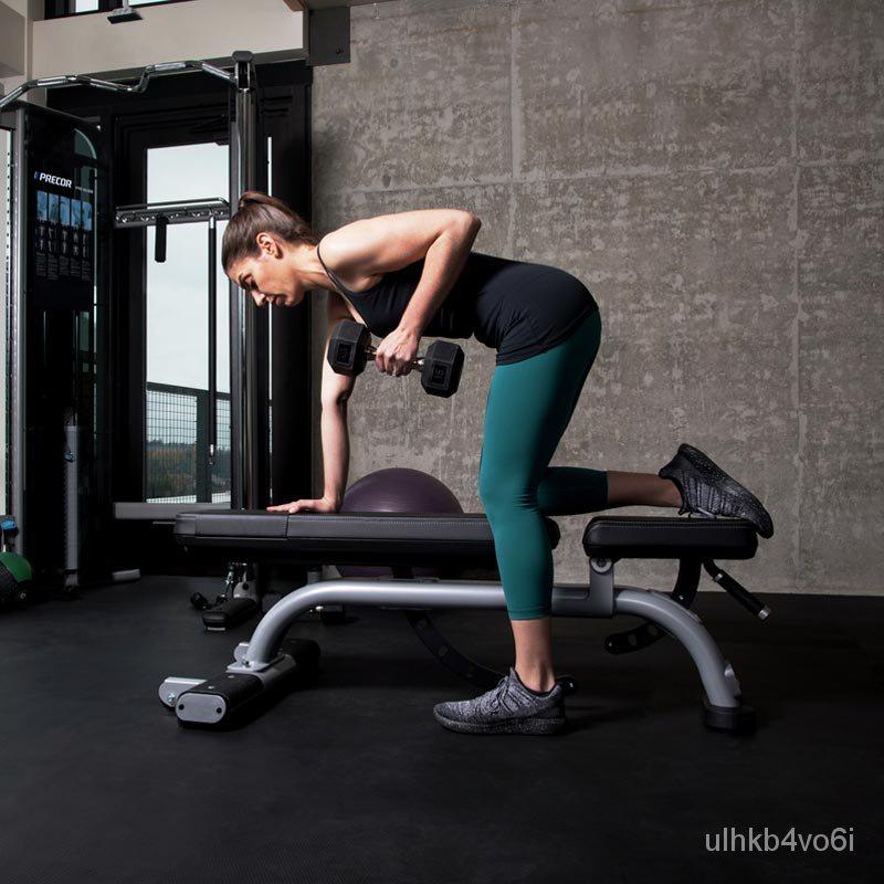 【現貨 免運含稅】美國Precor必確多功能可調節式健身訓練椅DBR119室內力量器材正品