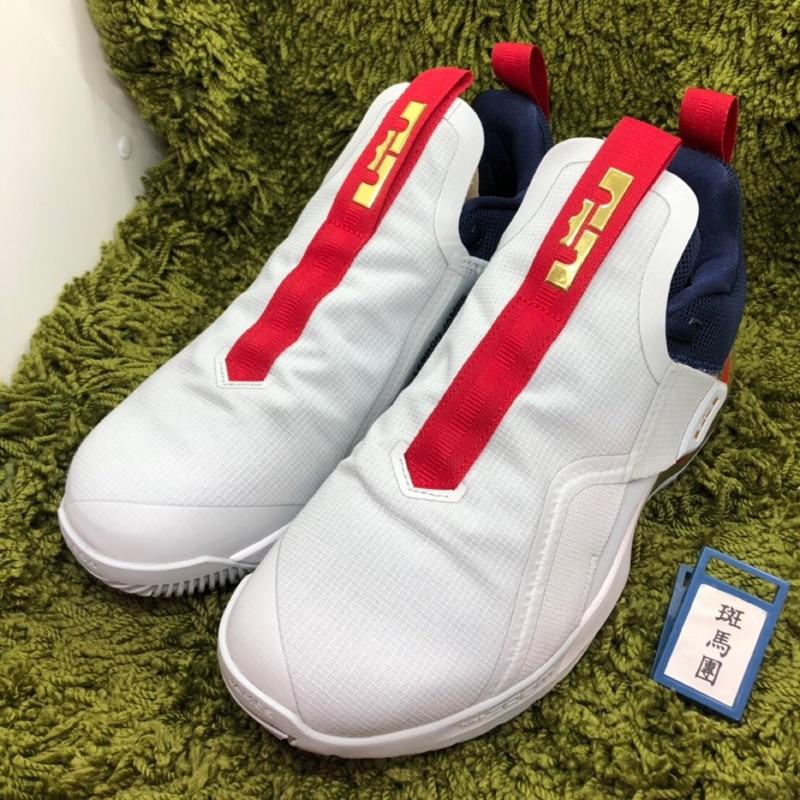 Nike Ambassador Xl LEBRON James /籃球鞋/男鞋/白色