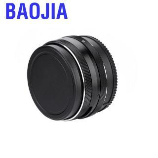 寶佳MEIKE 28毫米F2.8 APS-C手動定焦鏡頭,適用於Fuji X Mount無鏡相機