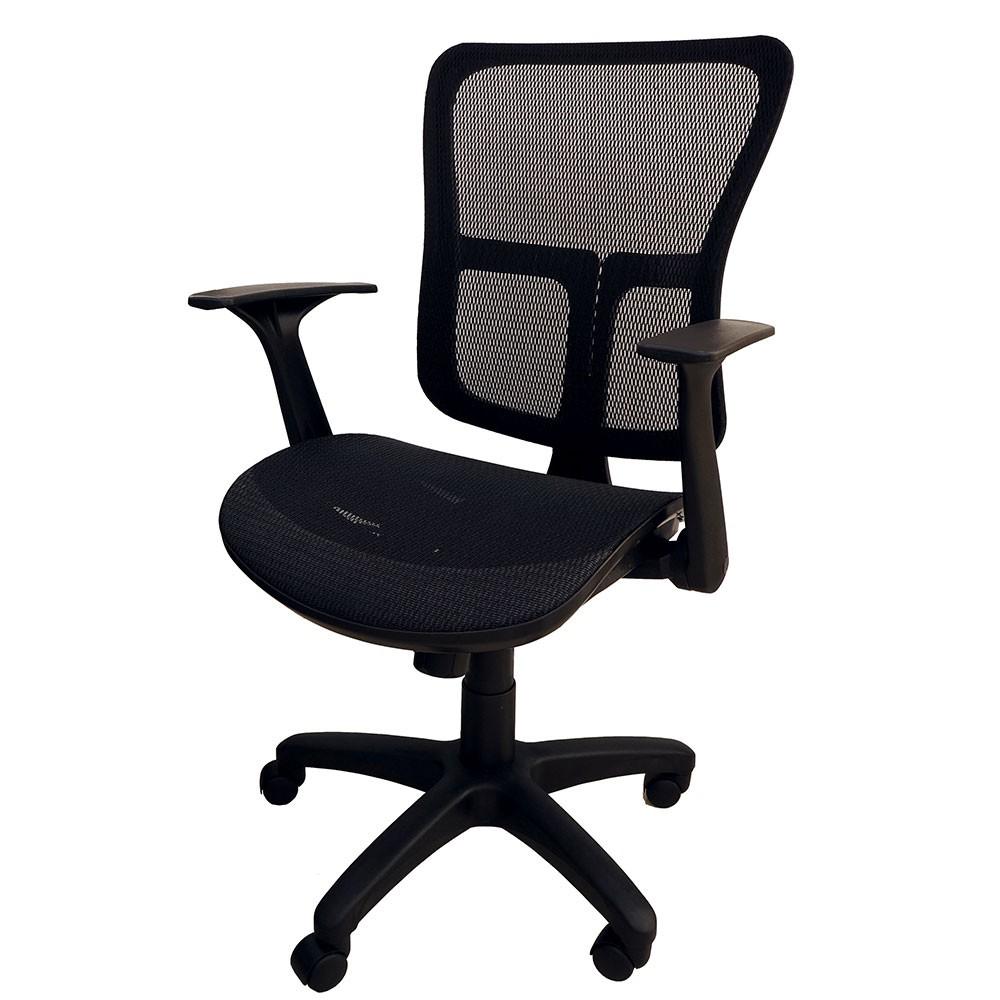 時尚人體工學電腦椅 透氣全網