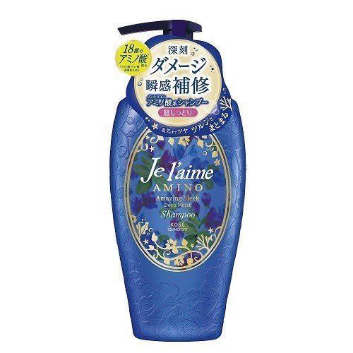 【~好~美~生活】KOSE 高絲 爵戀 氨基酸修護洗髮精 (深層保濕)500ML