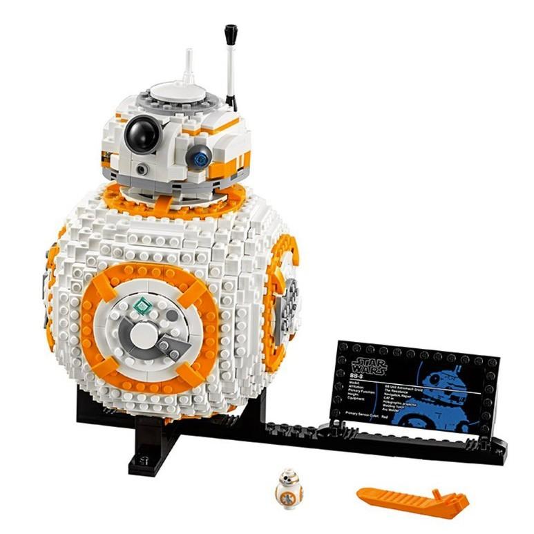 樂高 LEGO 75187 BB-8 BB8 星球大戰 機器人 積木