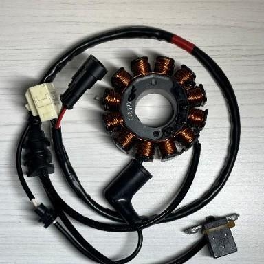 【批發市場】VESPA偉士牌 LX/S-電盤內仁(線圈) B016543