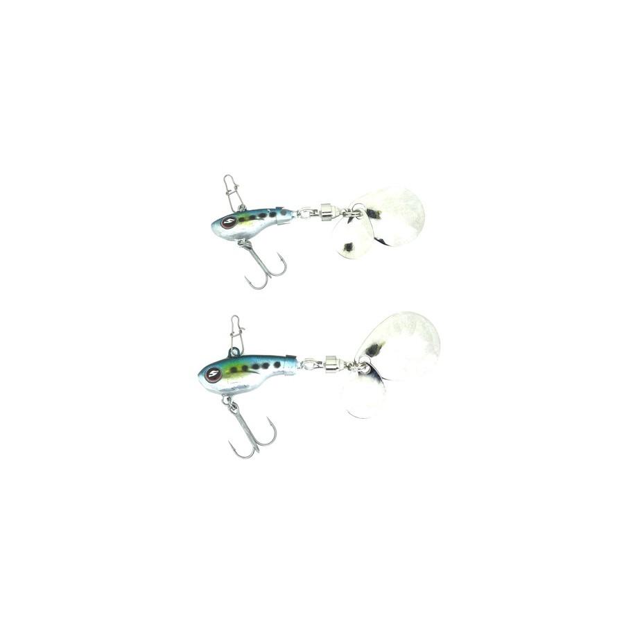 Salty Stage MetalSpinner ABU小鐡魚 5克