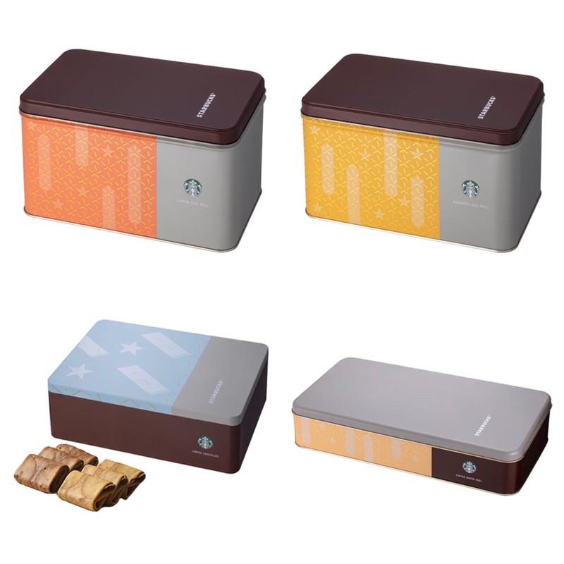 現貨🌟新版星巴克禮盒 精選咖啡蛋捲/綜合蛋捲/甄選薄餅/咖啡捲心酥🌟