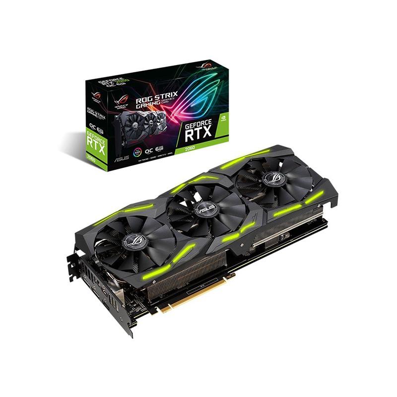 華碩ROG猛禽RTX2060S/2060SUPER O6G顯卡臺式電腦主機電競O8G顯卡