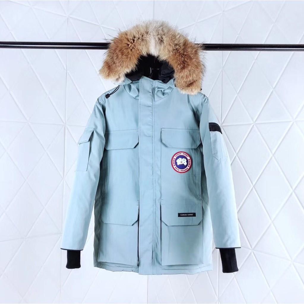 加拿大代購 Ganada Goose 加拿大鵝 羽絨服派克羽絨外套女 大鵝羽絨服男遠征EXP中長款運動戶外情侶潮