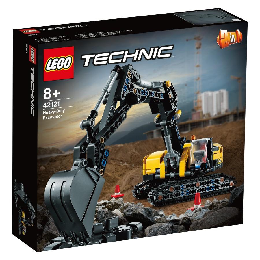 LEGO樂高 42121 重型挖土機 玩具反斗城
