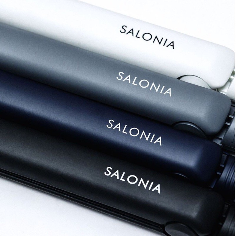 在台現貨立出 新色 SALONIA 24mm 15mm 35mm  離子夾 日本代購 サロニア