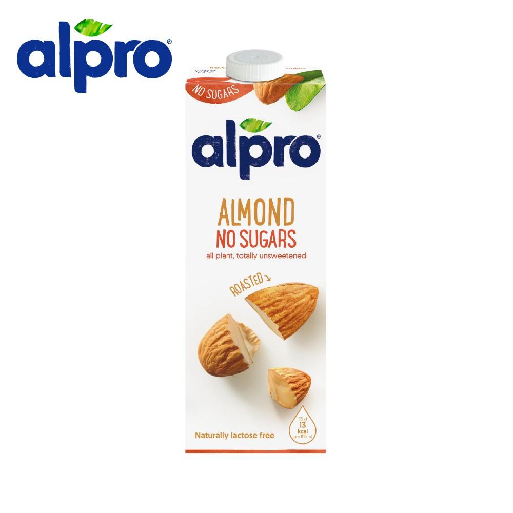 [比利時 ALPRO] 經典 無糖杏仁奶 1L*1瓶 (全素)
