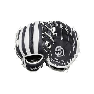 【棒球大王小舖】原價980元特價5.2折 Wilson 兒童棒球手套 WTA02RB16SD 聖地牙哥教士 10吋