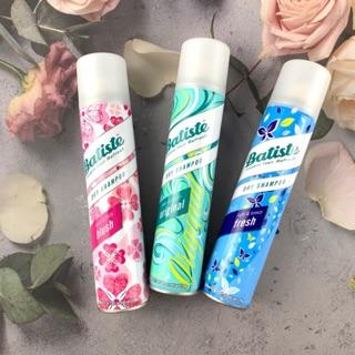 Batiste Dry Shampoo英國乾洗髮乾洗髮噴霧 200ml 三種味道【Bcph美氛美】 苗栗縣