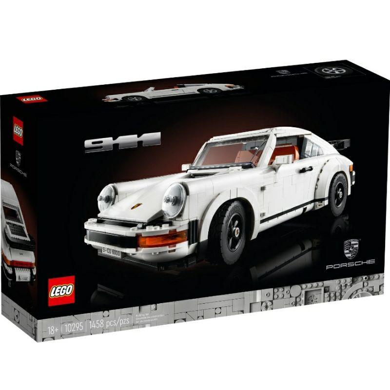 【ToyDreams】LEGO樂高 Creator Expert 10295 寶時捷 Porsche 911