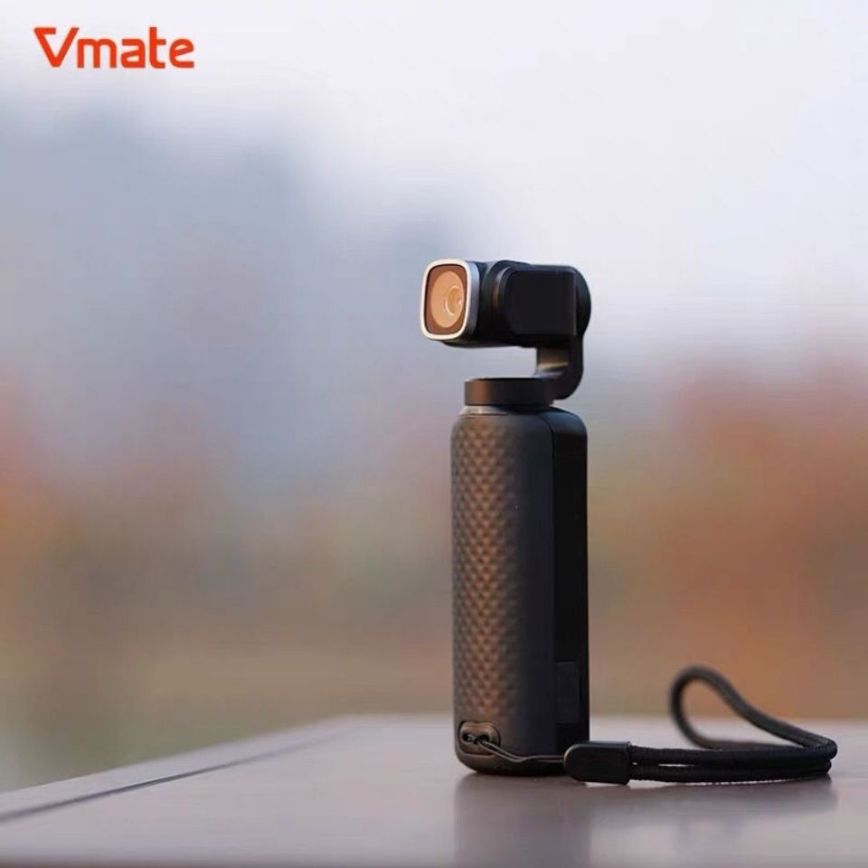 台灣現貨免運新品 Snoppa Vmate 隨拍口袋云臺相機高清增穩vlog視頻攝像機直播