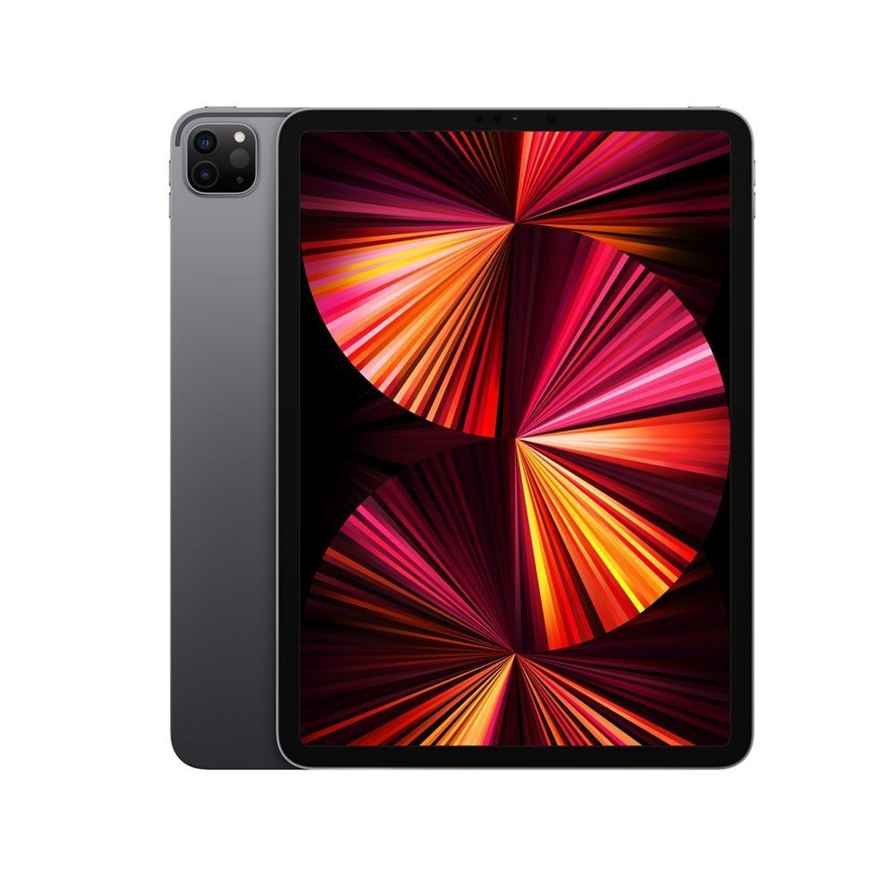 iPad Pro M1 11吋 256GB (灰)  MHQU3TA/A 【全國電子】