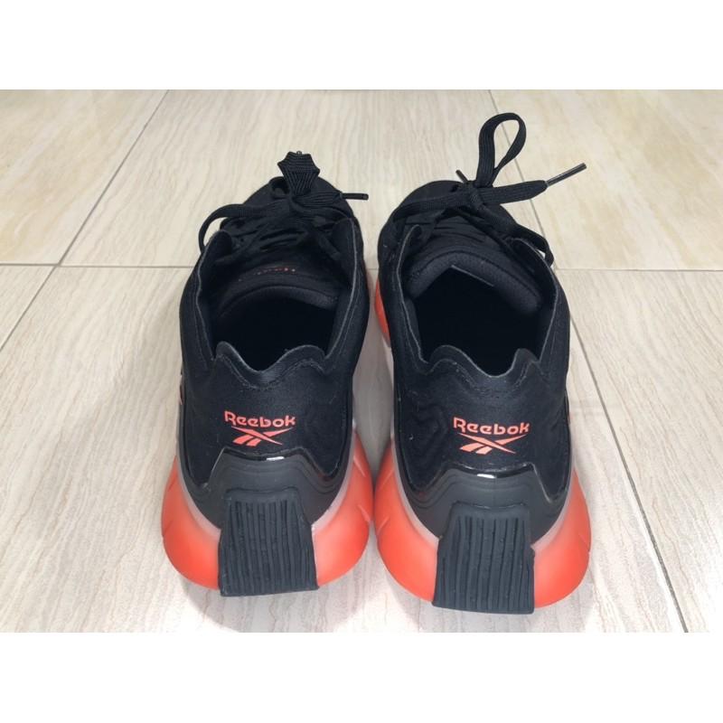 [二手良品] Reebok ZIG KINETICA 男EH1724 慢跑鞋 US12 30CM