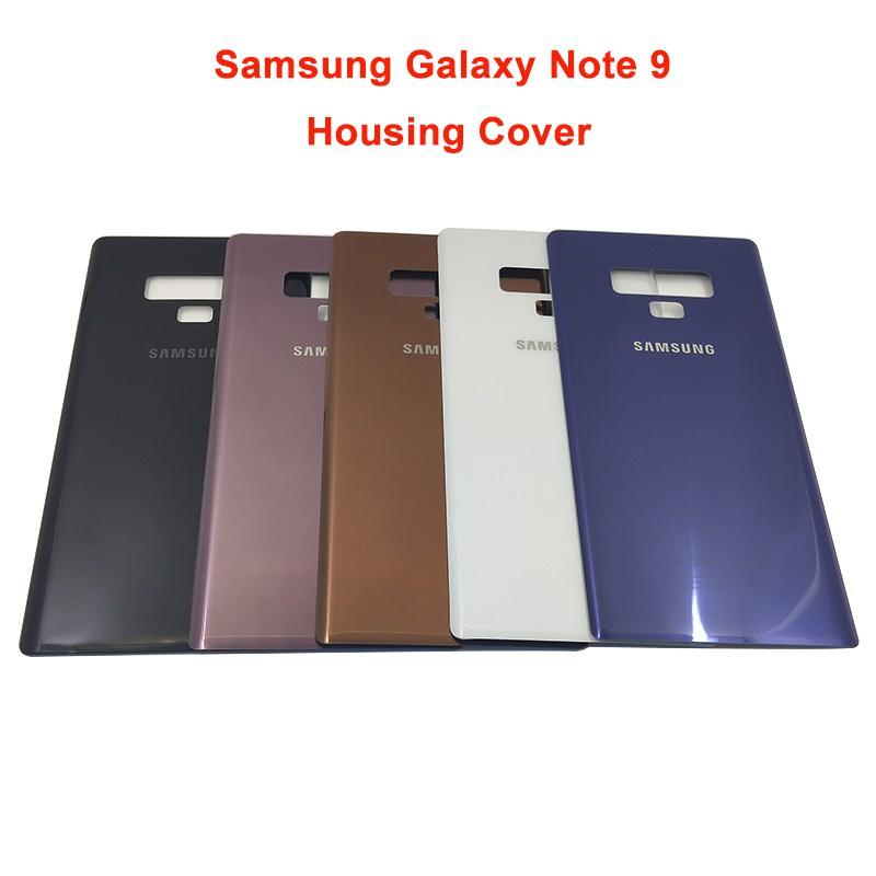 適用於 Samsung Galaxy Note 9 N960 N960F N960P 後電池蓋 3d 玻璃後蓋蓋更換 N