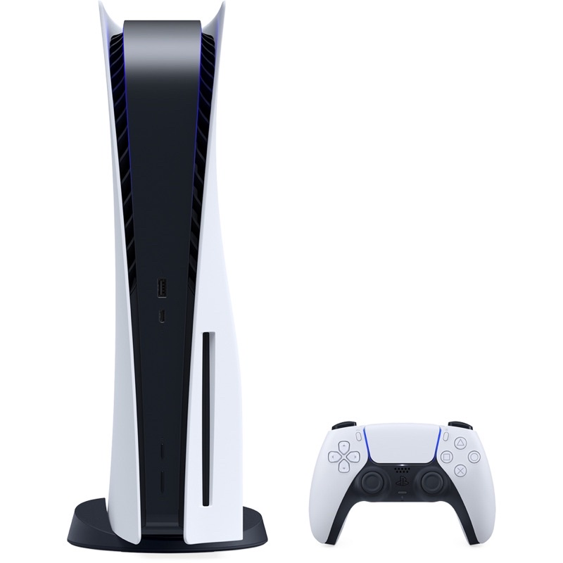 PS5大禮包 組機+4遊戲片