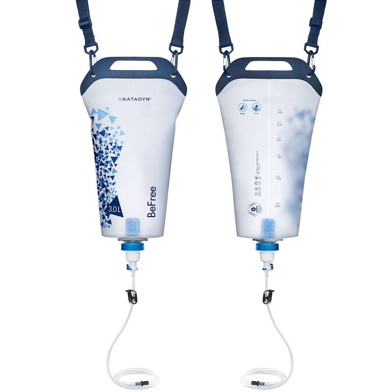 【瑞士 KATADYN】 BEFREE重力濾水器 3.0L  8020471